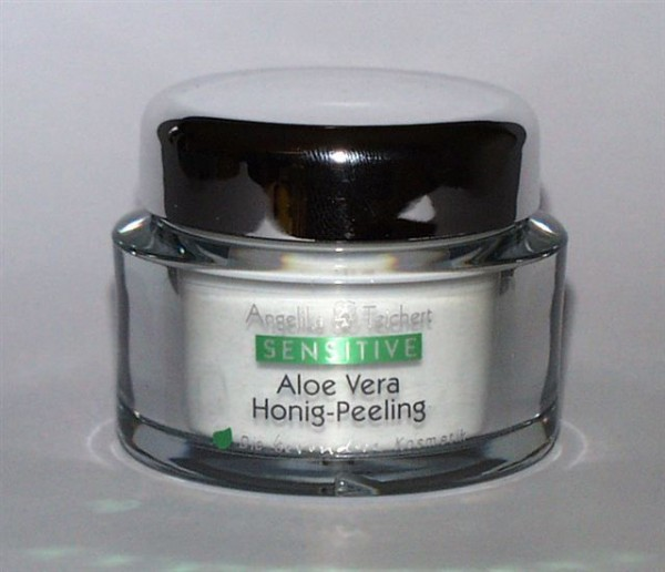 Angelika Teichert Aloe Vera Honigpeeling 50 ml