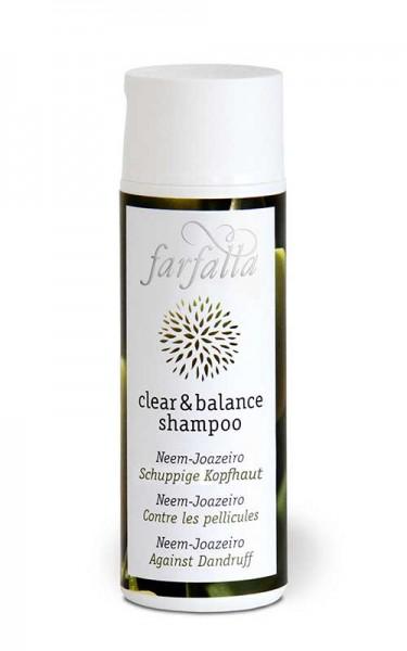 Farfalla clear & balance shampoo Neem-Joazeiro 200ml