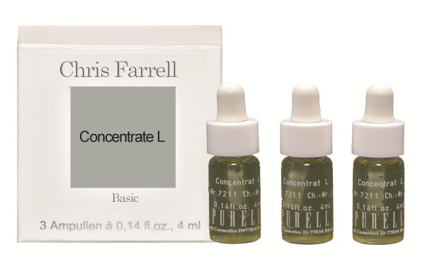 Chris Farrell Concentrate L 3x4ml