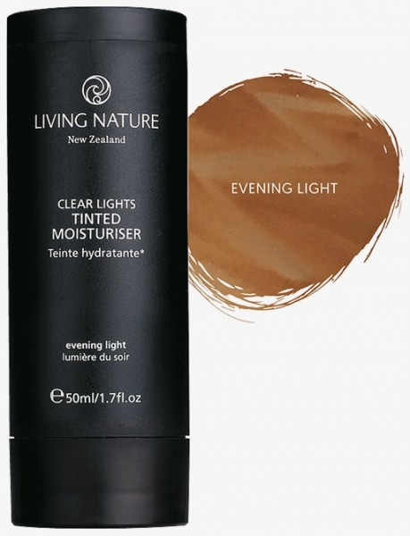 Living Nature Clear Lights Evening Light - Feuchtigkeitscr 50 ml