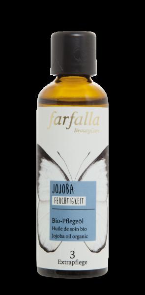 Farfalla Jojoba Bio-Pflegeöl 75ml Feuchtigkeit