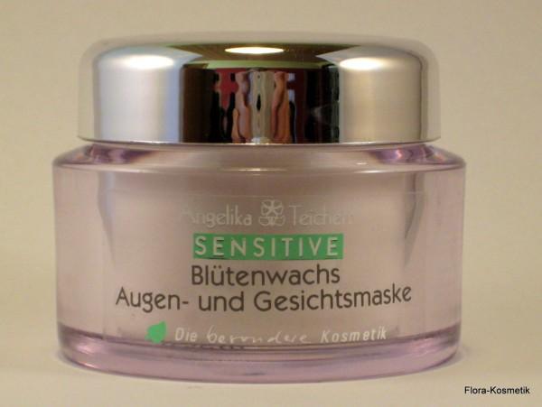 Angelika Teichert Blütenwachs Augen- und Gesichtsmaske 50 ml