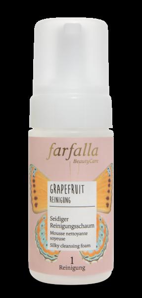 Farfalla Grapefruit Seidiger Reinigungsschaum 120 ml