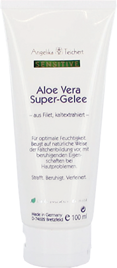 Angelika Teichert Aloe Vera Super-Gelee 100 ml Tube