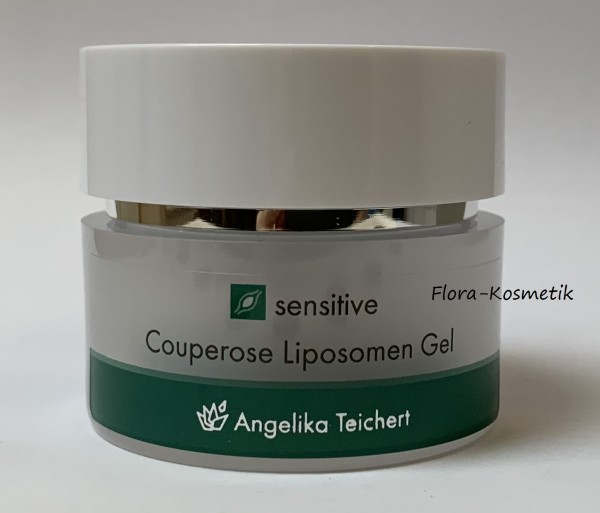 Angelika Teichert Couperose Lipo-Gel 15 ml Aktionsgröße