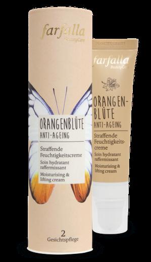 Farfalla Orangenblüte Straffende Feuchtigkeitscreme 30 ml Anti-Ageing