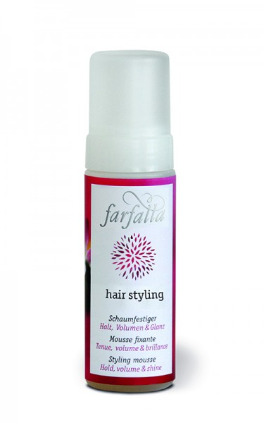 Farfalla hair styling Schaumfestiger 150ml