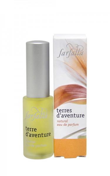 Farfalla Terres d'aventure Natural Eau de Parfum 10ml