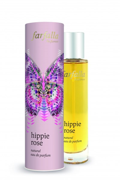 Farfalla Hippie Rose Natural Eau de Parfum 50ml