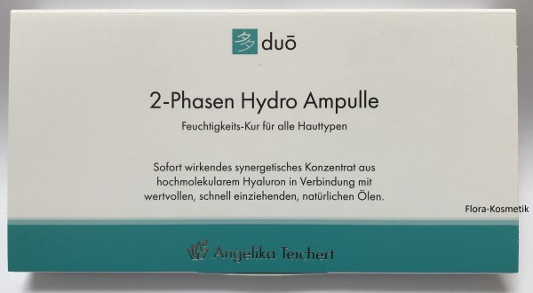 Angelika Teichert duo 2-Phasen Hydro Ampullen 7x2 ml