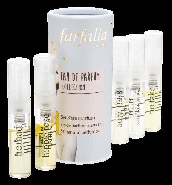 Farfalla eau de parfum Collection 5x2ml