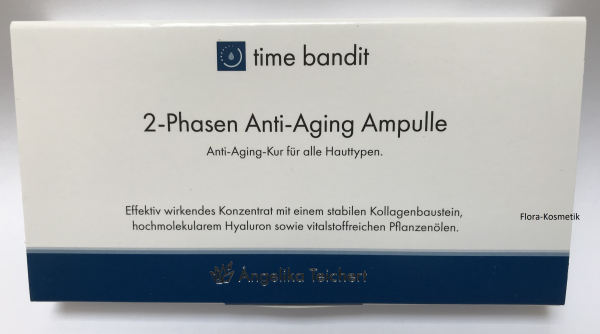 Angelika Teichert 2-Phasen Anti-Aging-Ampullen 7x2 ml