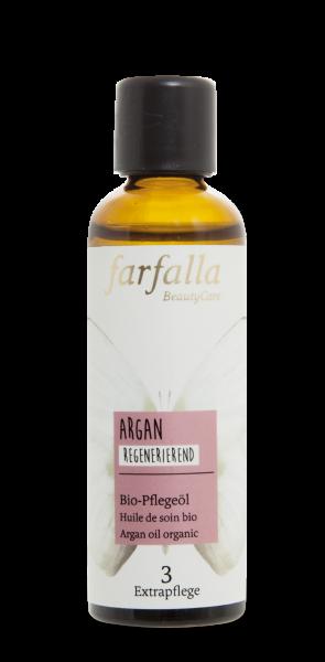 Farfalla Argan Bio-Pflegeöl 75ml regenerierend