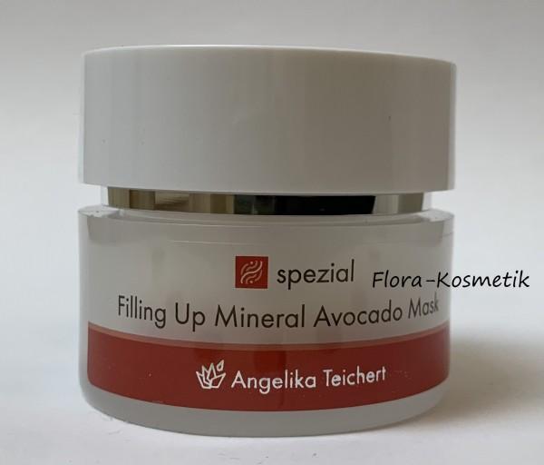Angelika Teichert Filling Up Mineral-Avocado-Maske 50 ml