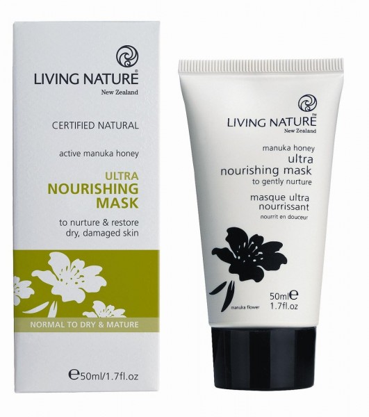 Living Nature Ultra Nourishing Mask - Ultra Nährende Maske 50 ml