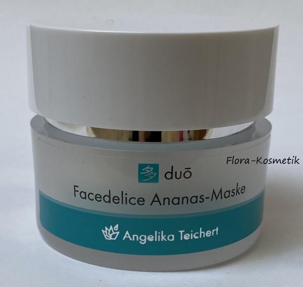 Angelika Teichert Facedelice Ananas-Maske 50 ml