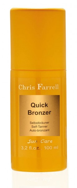 Chris Farrell Quick Bronzer 100 ml