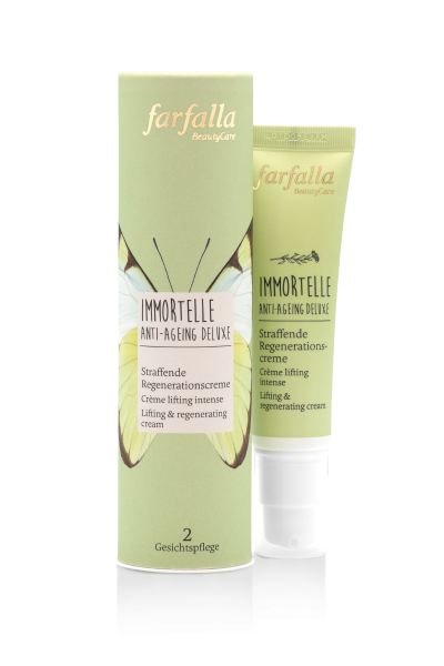 Farfalla Immortelle Straffende Regenerationscreme 30ml