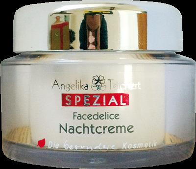 Angelika Teichert Facedelice Nachtcreme 50 ml