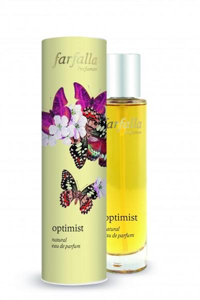 Farfalla Optimist Natural Eau de Parfum 50ml