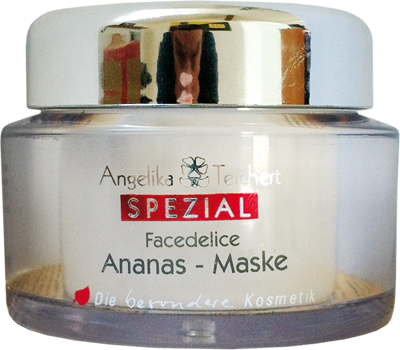 Angelika Teichert Facedelice Ananas-Maske 50 ml