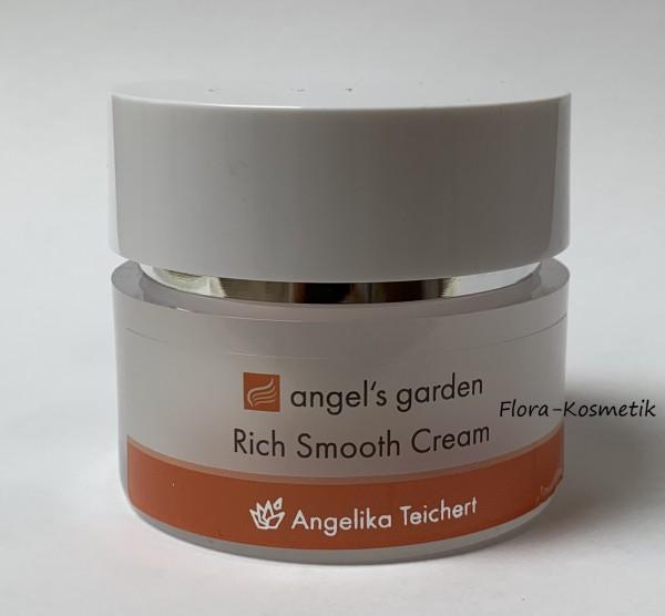 Angelika Teichert Rich Smooth Cream 15 ml Aktionsgröße