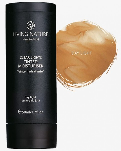 Living Nature Clear Lights Day Light - Feuchtigkeitscr. 50 ml