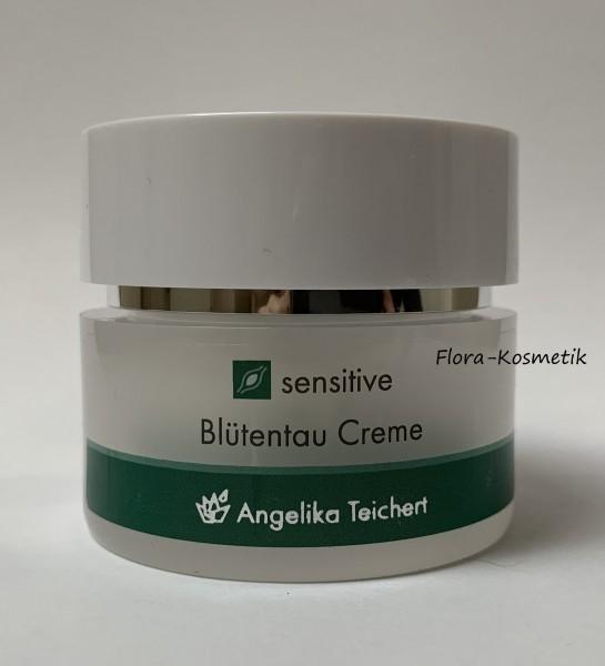 Angelika Teichert Aloe Vera Blütentau Creme 15 ml Aktionsgröße