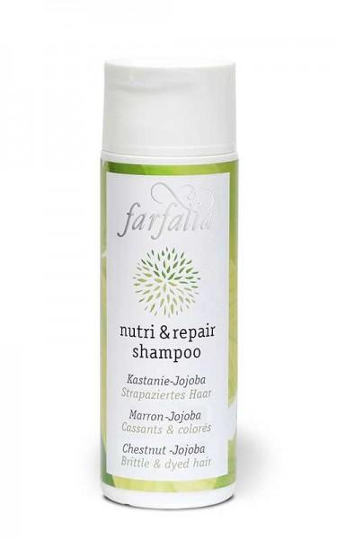 Farfalla nutri & repair shampoo Kastanie-Jojoba 200ml