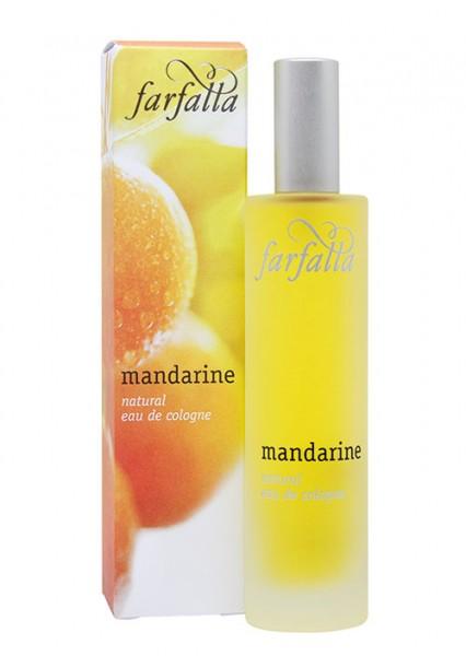 Farfalla mandarine natural eau de cologne 50ml