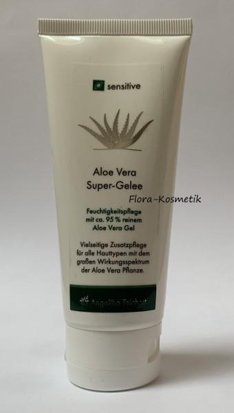 Angelika Teichert Aloe Vera Super-Gelee 100 ml Tube