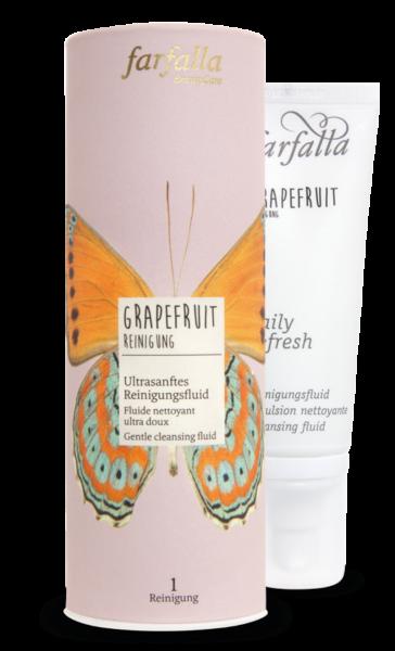 Farfalla Grapefruit Ultrasanftes Reinigungsfluid 75 ml