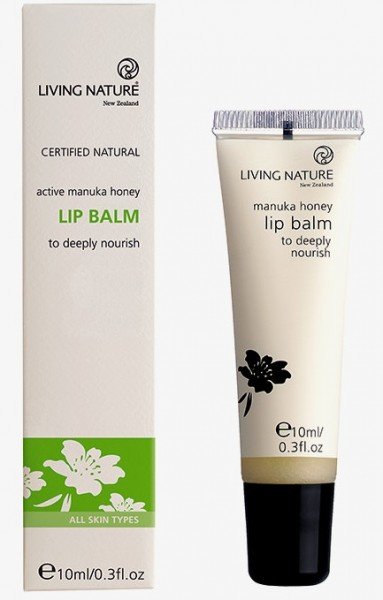 Living Nature Lip Balm - Lippenbalsam 10 ml