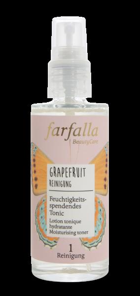 Farfalla Grapefruit Feuchtigkeitsspendendes Tonic 80 ml