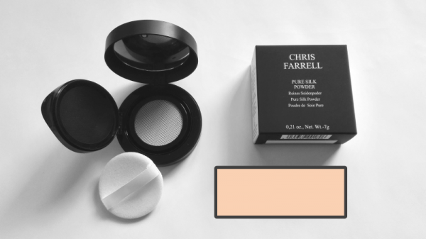 Chris Farrell Pure Silk Powder Nr 2 (hellbeige) 7 gr