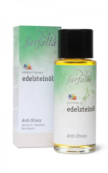 Farfalla Edelsteinöl Anti-Stress 80ml