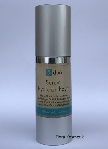 Angelika Teichert DUO Serum Hyaluron hoch3 30 ml