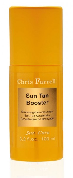 Chris Farrell Sun Tan Booster 100 ml