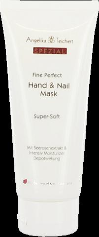 Angelika Teichert Hand- and Nail-Mask 100 ml